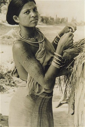 Wife of the Village Chief