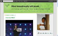 Mind intentionally left blank...