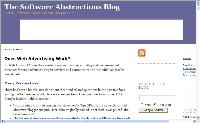 The Software Abstractions Blog