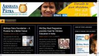 Akshaya Patra Foundation | Latest News of Akshaya Patra Foundation
