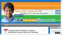 The Akshaya Patra Foundation - Akshaya Patra Charity in India