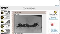 The Aperture: A Photo Blog
