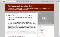 Raj Kapadia's Indian Tax Blog