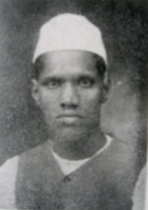 Freedom Fighter S. K. Bhave