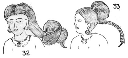 Hair Fashions of India