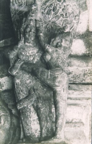 Romance in Chalukyan Temples