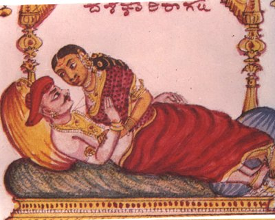 Romance in Indian Paintings