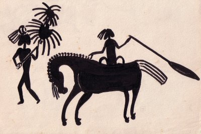 Animal Motifs from India