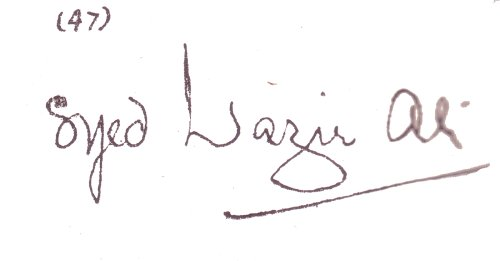 Kamat Database of Autographs