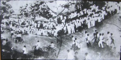 Protest of 18th June 1946