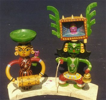 Handicrafts from Sondur