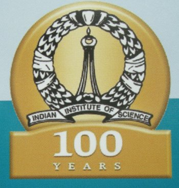 Centennial of the Indian Institute of Science