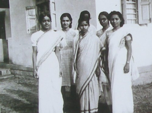 Female Students at the Institute