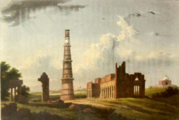 Paintings of Indian Monuments