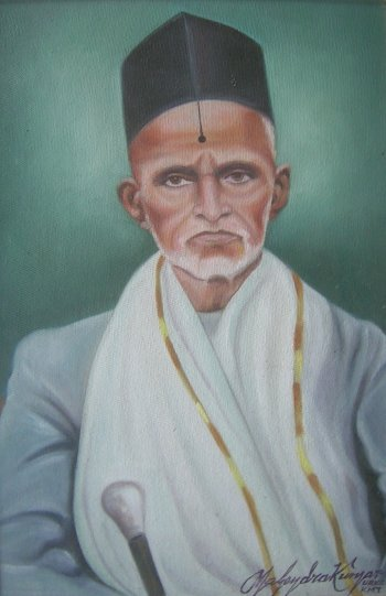 Founder of New English School