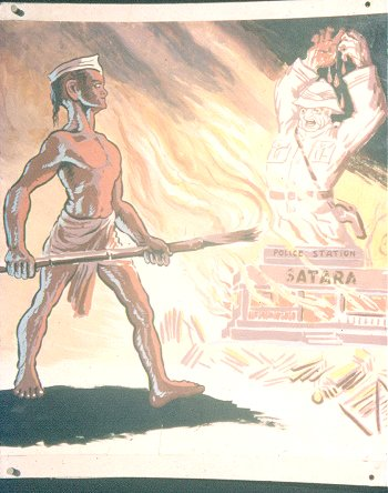 Posters of India`s History