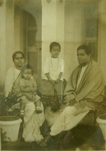 A Family of Old Mysore