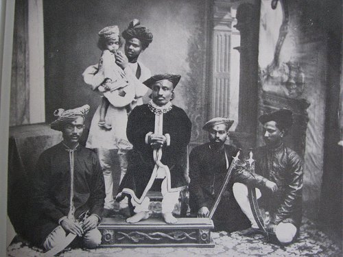 A Royal Family of India