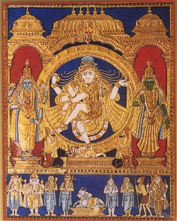Tanjore Style Paintings
