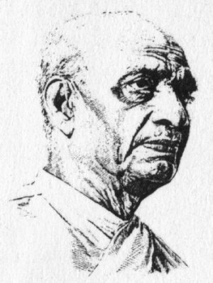 Vallabhbhai Patel (1875-1950)
