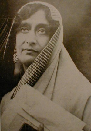 Princess Amrit Kaur (1889-1964)