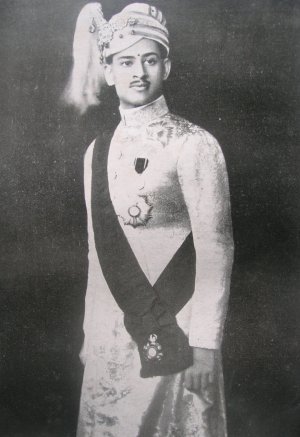 Maharaja of Travancore
