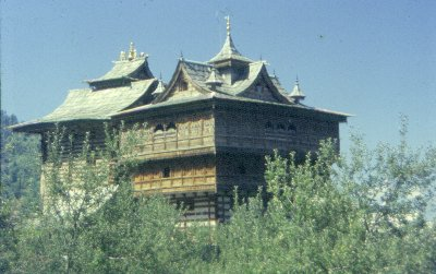 Temples of Himachal
