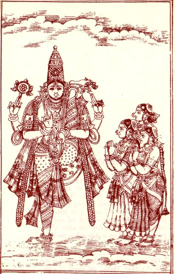 Lord Vishnu as Owner of the Universe