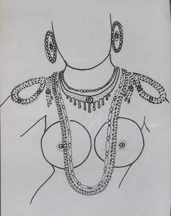 Ear, Shoulder and Neck Ornaments