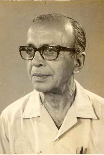 Shirali Vishudas mangesh. 1907-1984