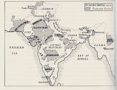 Kamat Research Database - The Indian Empire, 1914