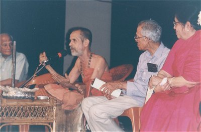 At the 2001 History Conference