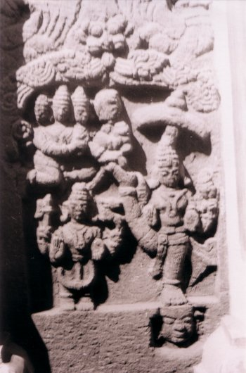 Vishnu as Vamana the Dwarf