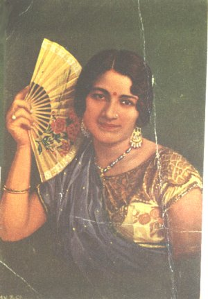 Picture Post Card of 1940