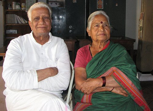 Surendra and Girija Koulagi