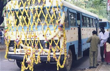 Vehicle Worship in India