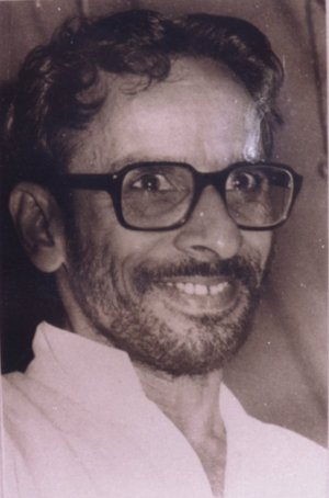 Portrait of K.V.Subbanna