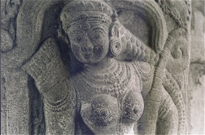 Young Goddess of Tantric Sex