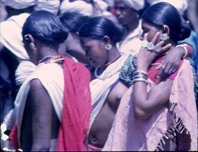 Tribal Women, Bastar