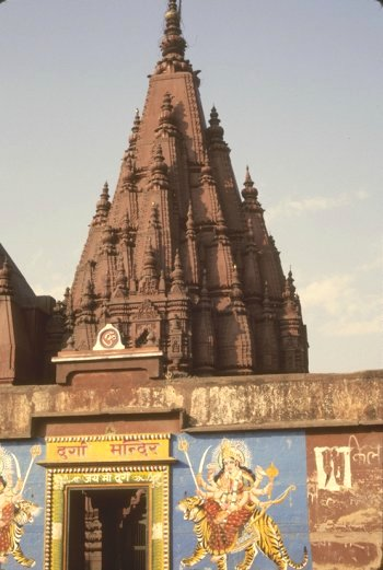 Tower and Wall of Durga Temple
