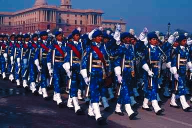 The Republic Day Parade