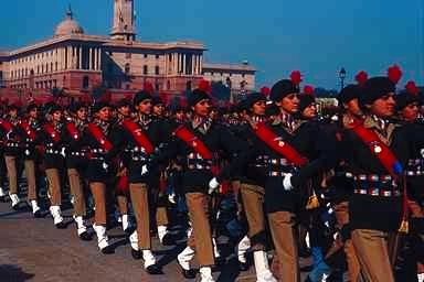 Republic Day Parade, New Dehli