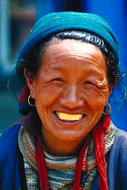 A Woman of Sikkim