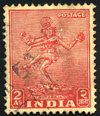 Old Stamps of India