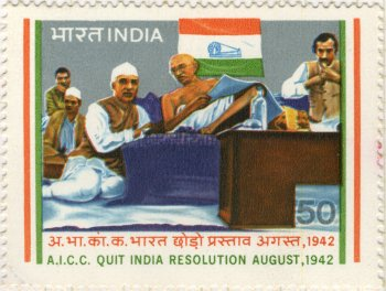 The Quit India Movement, 1942