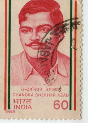 Chandra Shekhar Azad,  Revolutionary, Freedom Fighter
