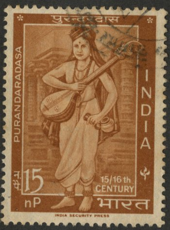 Composer Purandaradasa (15/16th Century)