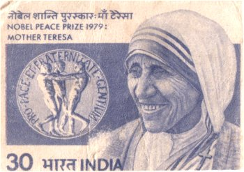 Mother Teresa and the Nobel Prize of 1979