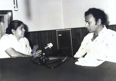 Jyotsna Interviewing Actor Rajkumar