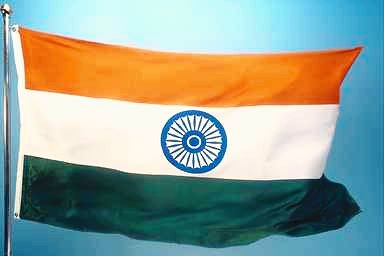 Ashokan Chakra in the Indian Flag